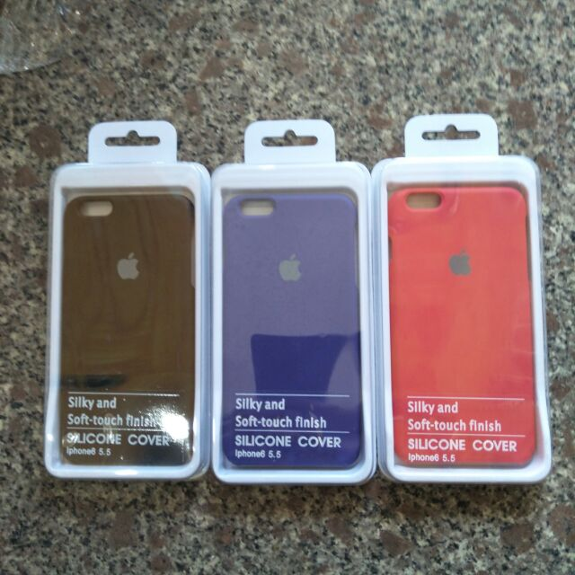Ốp dẻo cover cho iPhone 6plus