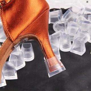 Mặt dây chuyền giày cao gót bằng nhựa trong suốt