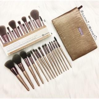 Set cọ BH Cosmetics 15 cây Lavish Elegance 15 Piece Brush Set Kèm túi thumbnail