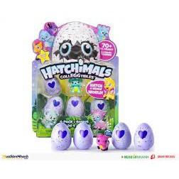 [ Nhập TOYFLASHDAY giảm ngay 15% TỐI ĐA 40k] Bộ đồ chơi Hatchimals 4 trứng mini