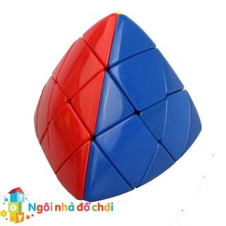 Rubik tam giác biến thể