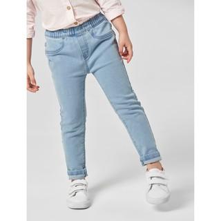 Quần jeans bé gái cạp chun 1BJ20S001 Canifa