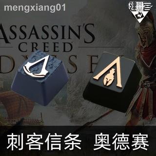 Nút Bàn Phím Cơ Bằng Hợp Kim Kẽm Cho Game Assassin X Odyssey