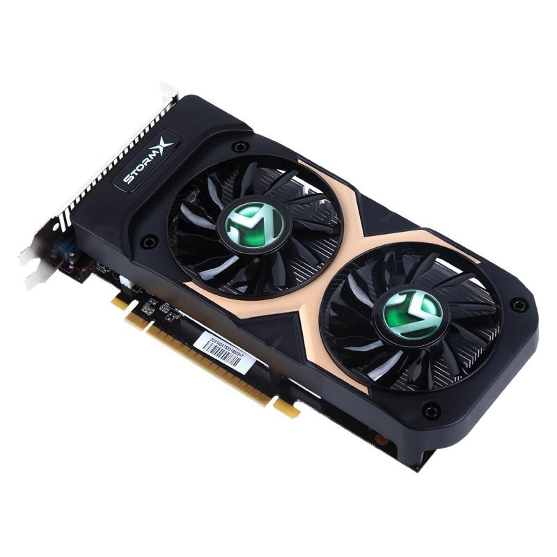 Card màn hình Maxsun GeForce GTX 750 (MS-GTX750-X2)