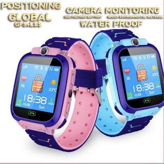 (Mới 2020- Xạc nam châm) Đồng hồ thông minh trẻ em Q18 lắp Sim nghe gọi định vị (BH 6 tháng) thumbnail