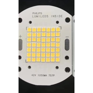 Chíp ( nhân ) Led 50w LUMILEDS PHILIPS 42v - 1050ma