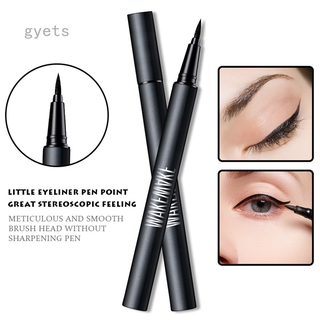 Professional Big Eye Black Liquid Eyeliner Waterproof Long lasting Eye Liner Pencil Make Up Comestic Crayon Eyes Marker Pen|