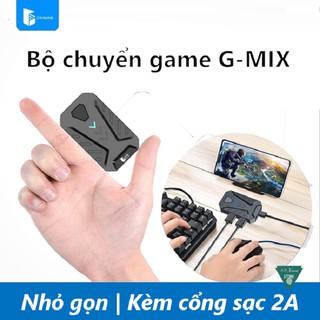 Bộ chuyển game Gamwing MIX Battle dock bộ chuyển đổi chơi game PUBG Mobile, Mobile Legends,RoS, Knives Out, Free Fire thumbnail