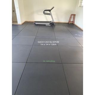 Gạch cao su home gym