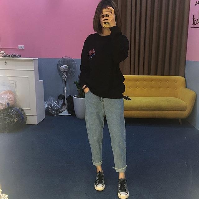 #Q57CS Baggy Jeans