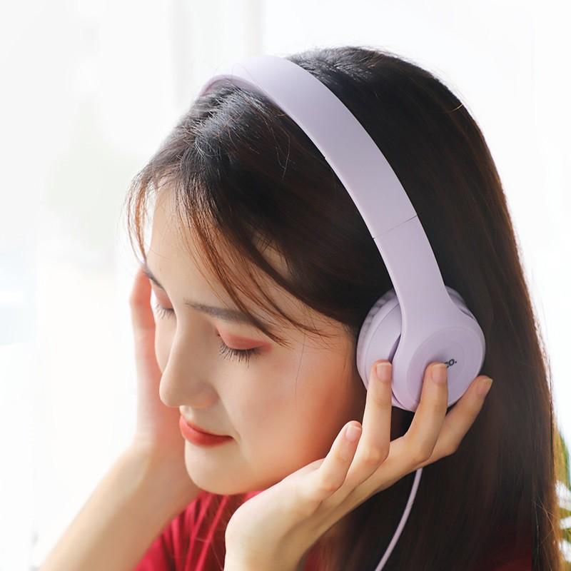 Yêu ThíchTai Nghe Chụp Tai 💎FREESHIP💎Tai Nghe Chính Hãng Hoco W21 Âm Thanh Hay - BH 12 Tháng