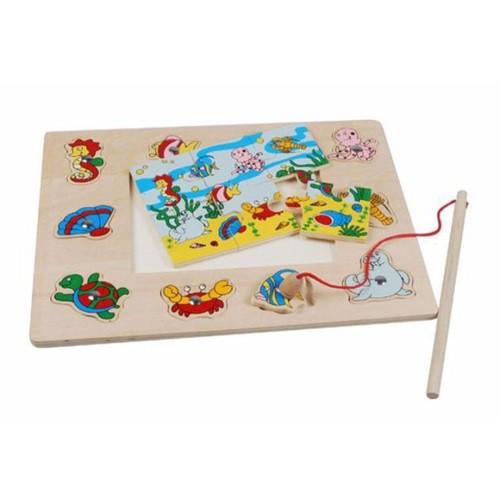 Combo 5 Bộ đồ chơi câu cá bằng gỗ kèm ghép hình - 3414714 , 709200064 , 322_709200064 , 330000 , Combo-5-Bo-do-choi-cau-ca-bang-go-kem-ghep-hinh-322_709200064 , shopee.vn , Combo 5 Bộ đồ chơi câu cá bằng gỗ kèm ghép hình