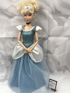 Búp bê công chúa Disney chính hãng. Búp bê Disney khớp. Mã Disney E thumbnail