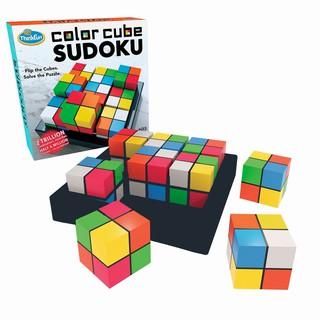 Khối Sudoku màu (Color Cube Sudoku )