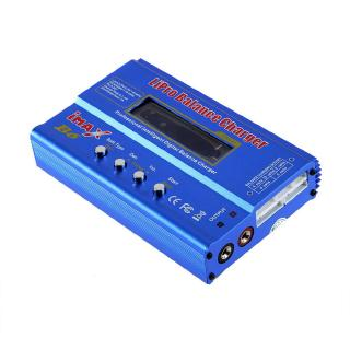 iMAX B6 80W Lipo NiMh Batteries Balance Digital Charger for RC Helicopter