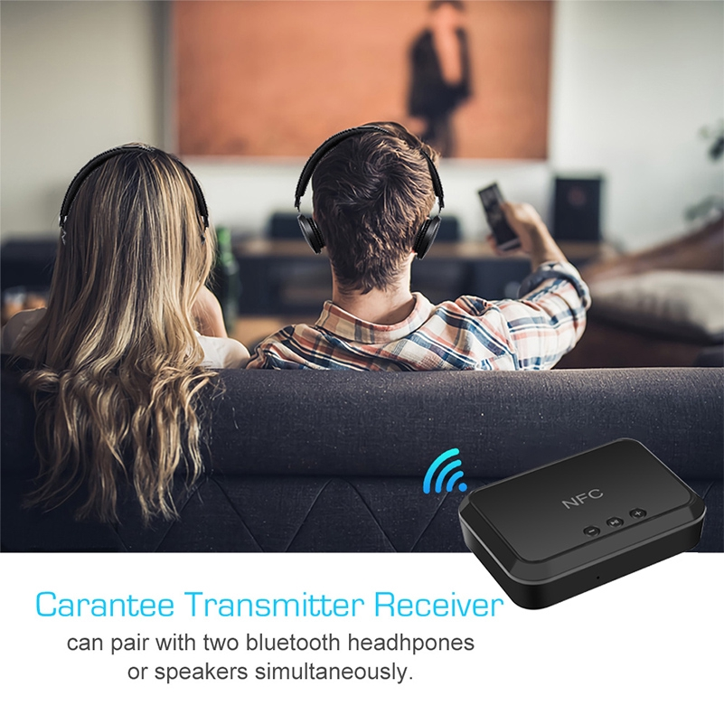 Bluetooth nfc bluetooth Audio Receivers & Adapters audio adapter bluetooth adatper tv accessories Car Audio Receivers Giá chỉ 556.000₫
