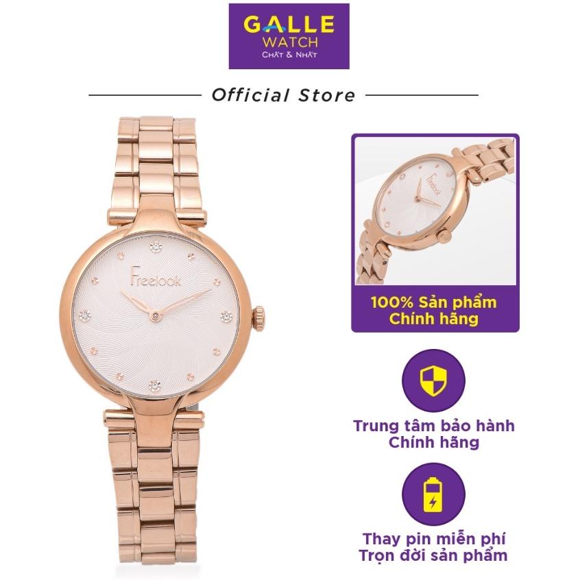 Bộ sưu tập - Đồng hồ Nữ thời trang Pháp - Chính hãng Freelook - FL.1.10136 - Phân phối độc quyền Galle Watch