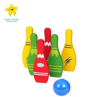 Đồ chơi gỗ Winwintoys - Trò chơi Bowling
