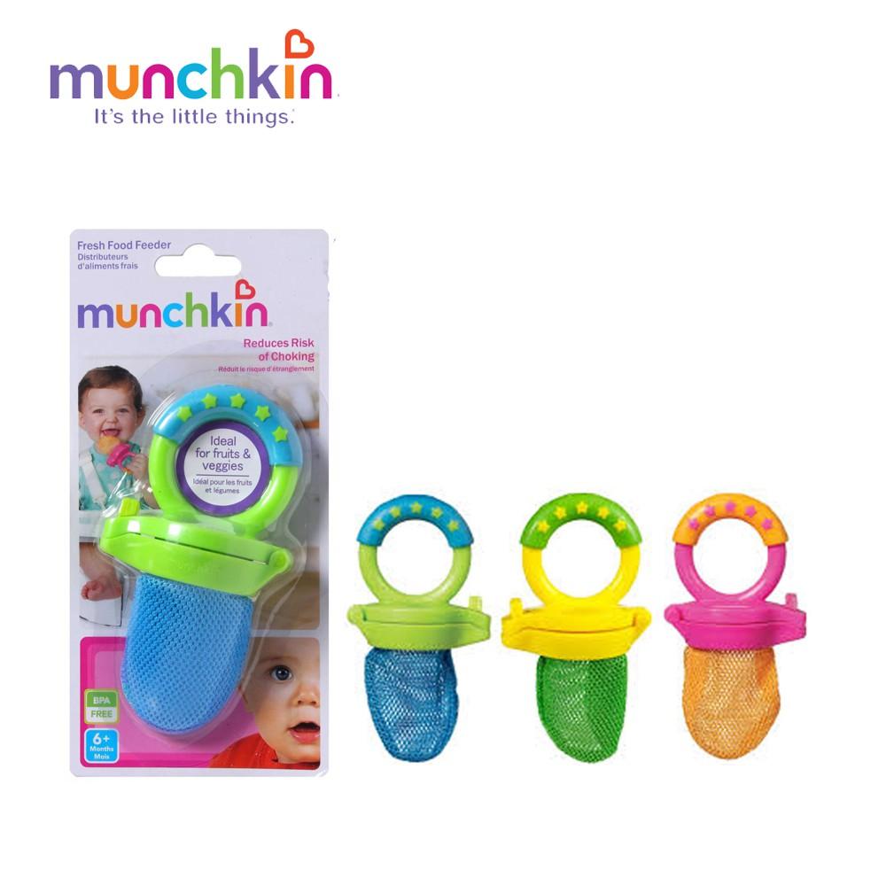 Túi ăn chống hóc Munchkin MK43101