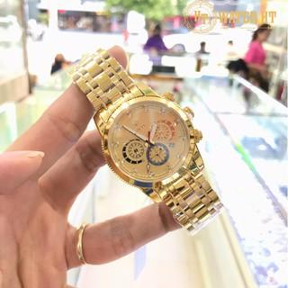 [Mã FABRR5503 giảm 20% đơn 249K] Đồng hồ nam AOLIX 7049G, full hộp chính hãng, kính sapphire chống xước chống nước tốt