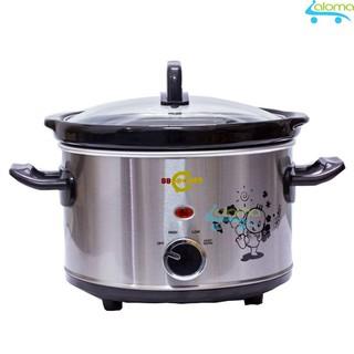 Nồi nấu chậm hầm kho nấu cháo dinh dưỡng 2.5 lít BBcooker BS25 thumbnail