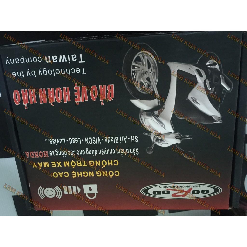Chống trộm xe máy Remote và Thẻ Từ GOROD chính hãng - 3062064 , 269061895 , 322_269061895 , 789000 , Chong-trom-xe-may-Remote-va-The-Tu-GOROD-chinh-hang-322_269061895 , shopee.vn , Chống trộm xe máy Remote và Thẻ Từ GOROD chính hãng