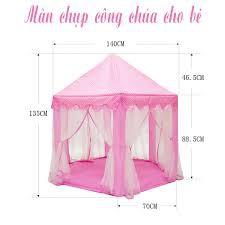 Lều công chúa / Rèm ngủ công chúa hình lục giác cho bé - 2649515 , 1022240684 , 322_1022240684 , 450000 , Leu-cong-chua--Rem-ngu-cong-chua-hinh-luc-giac-cho-be-322_1022240684 , shopee.vn , Lều công chúa / Rèm ngủ công chúa hình lục giác cho bé