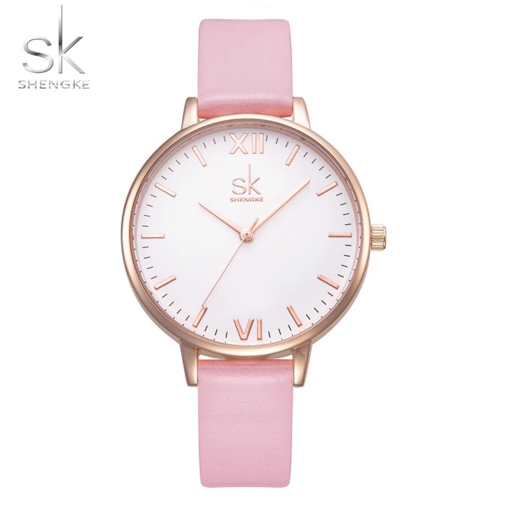 [SHENGKE OFFICIAL] Đồng hồ nữ Shengke Korea K0039L chính hãng