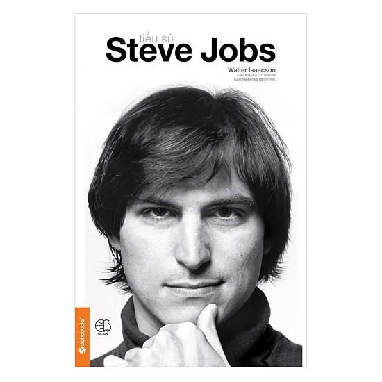 [ Sách ] Tiểu Sử Steve Jobs (Tái Bản 2017)