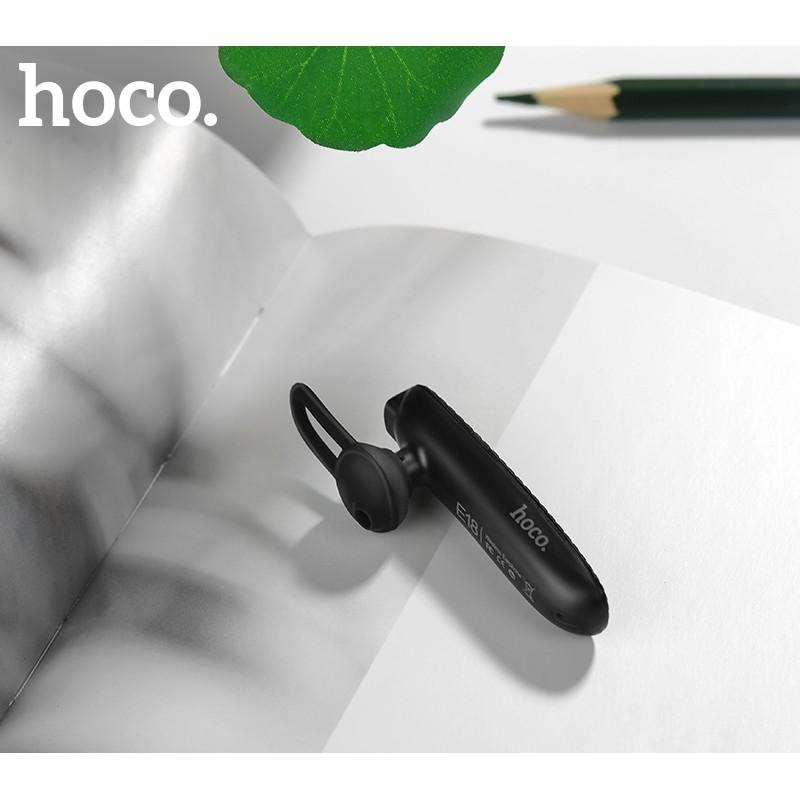 Tai nghe bluetooth nhét tai Hoco E18 Silo V4.1