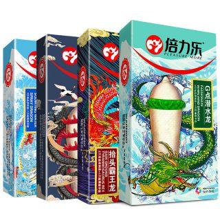 Bao cao su Gân, Gai, Bi Cao Cấp Pleasure thumbnail