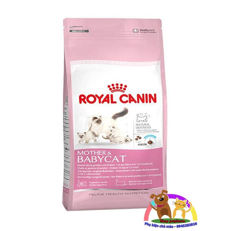 Thức ăn cho mèo Royal Canin 34 Mother&BabyCat túi chia 1kg
