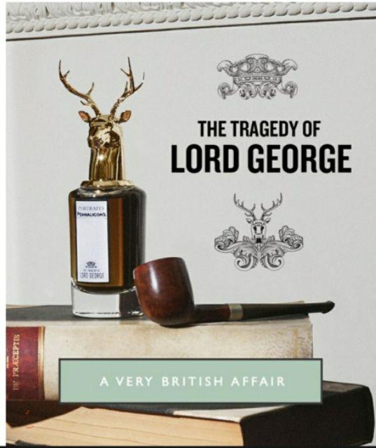 Nước hoa Penhaligons The Tragedy of Lord George EDP 75ml | Shopee Việt Nam