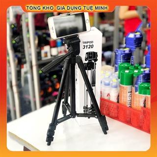 Gậy 3 chân chụp hình máy ảnh, điện thoại TF – 3120 Loại xịn – TM0018