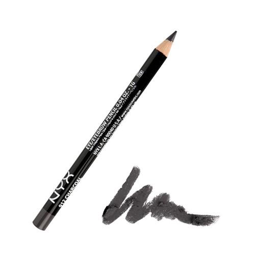 Chì kẻ mắt siêu mảnh NYX Slim Eyes Pencil Charcoal SPE912