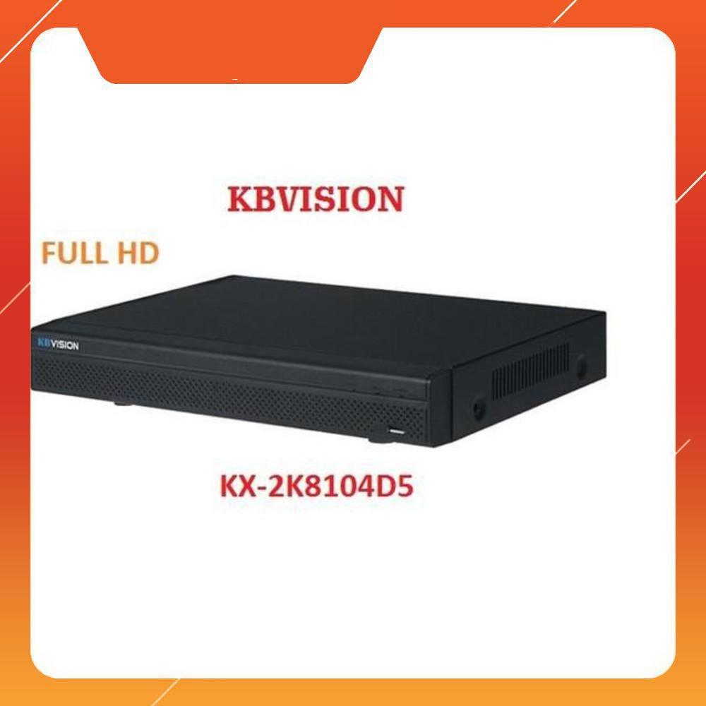 Camera {Giá sốc} Đầu ghi hình HDCVI 4 kênh KBVISION KX-2K8104D5 ... ! .