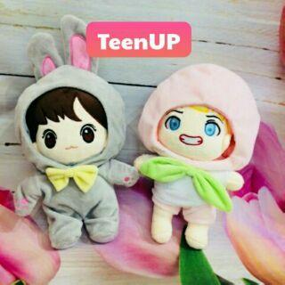 Doll V và Jungkook
