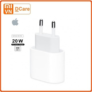 Củ sạc nhanh Apple iPhone 20W USB-C PD MHJE3ZA/A – Hàng Chính Hãng
