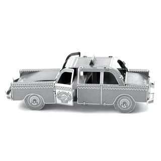Lắp ghép mô hình 3D kim loại M1 – Checker Cab – Đồ chơi lắp ráp – Mô hình kim loại