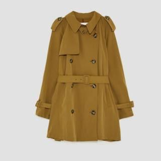 Áo Khoác Thiết Kế Đặc Biệt Hiệu Zara Thời Trang
