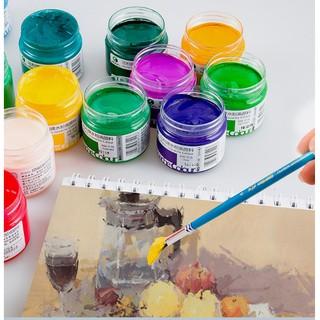 Màu vẽ tranh sơn dầu Maries 100ml