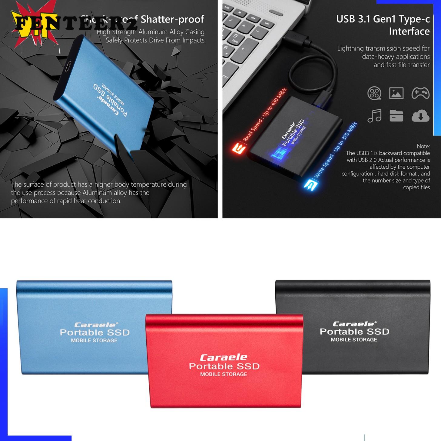 Ổ Cứng Ssd Chống Sốc Cho Máy Tính / Laptop Ps4