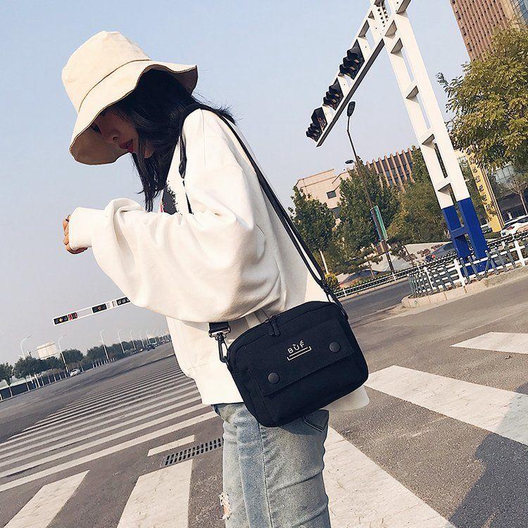 Túi đeo chéo phong cách Hàn Quốc trẻ trung thời trang cho nữ
