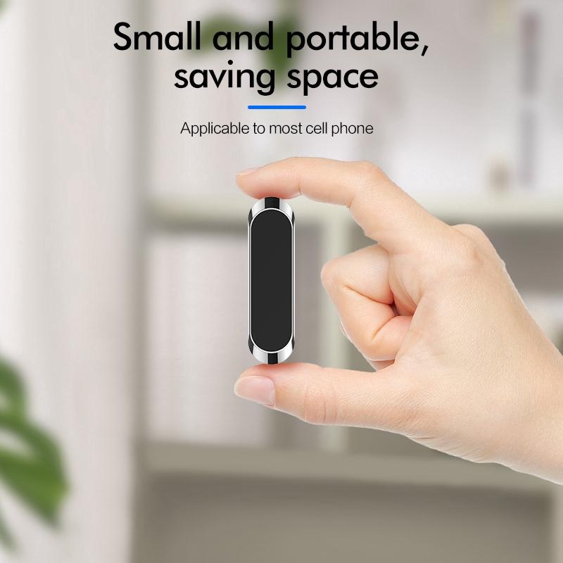 Giá Đỡ Điện Thoại Nam Châm Gắn Xe Ô Tô Tiện Lợi Cho Samsung/Iphone/Xiaomi/Iphone 11 Pro