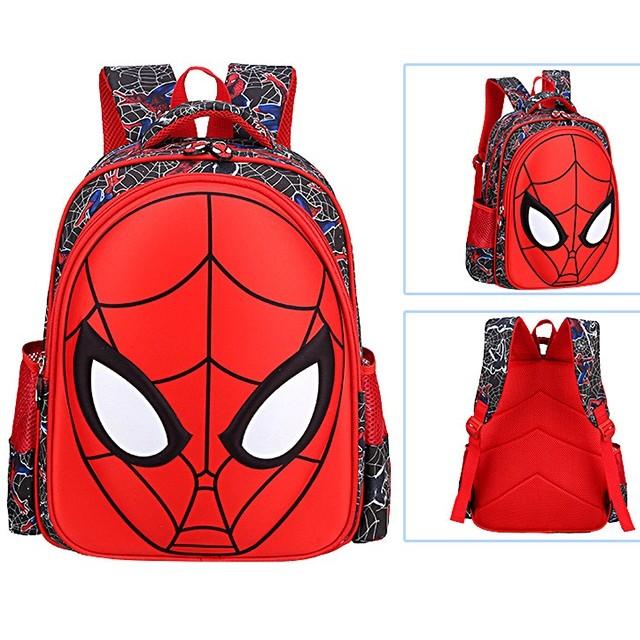 Ba lô người nhện 3D cho bé vui đến lớp - 3173988 , 303722387 , 322_303722387 , 159000 , Ba-lo-nguoi-nhen-3D-cho-be-vui-den-lop-322_303722387 , shopee.vn , Ba lô người nhện 3D cho bé vui đến lớp
