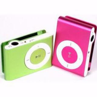 Bộ 2 máy nghe nhạc MP3 Mini (Màu ngẫu nhiên)