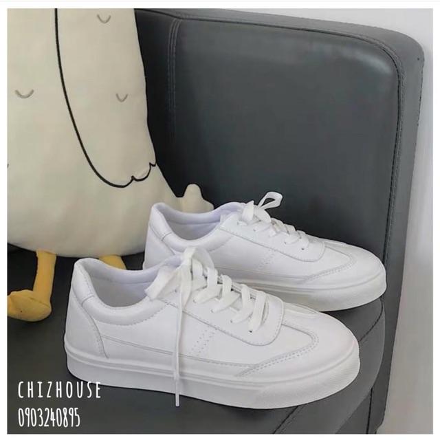 Giày thể thao trắng(_ngiang15)
