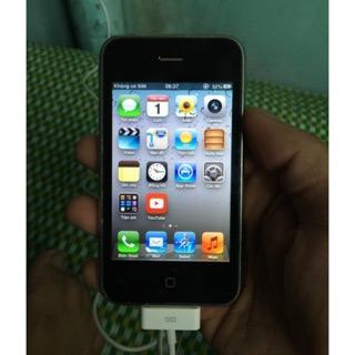 Điện thoại Iphone 3Gs-16G bản DN/A