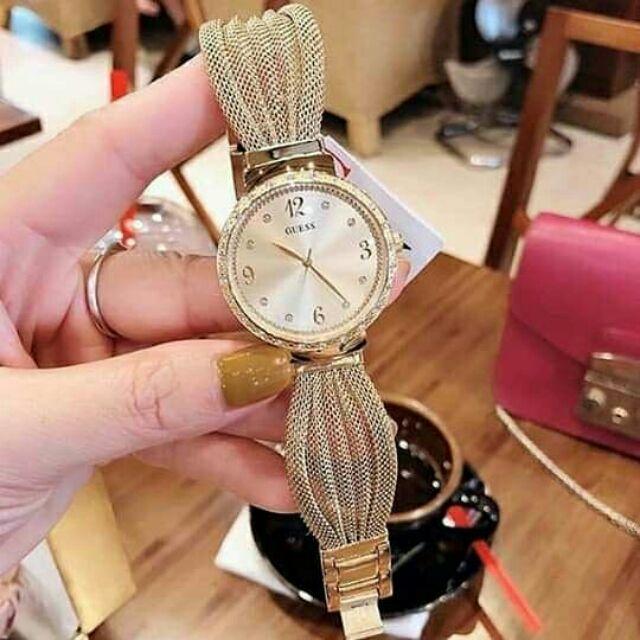 นาฬิกาผู้หญิง แบรนด์ GUESS