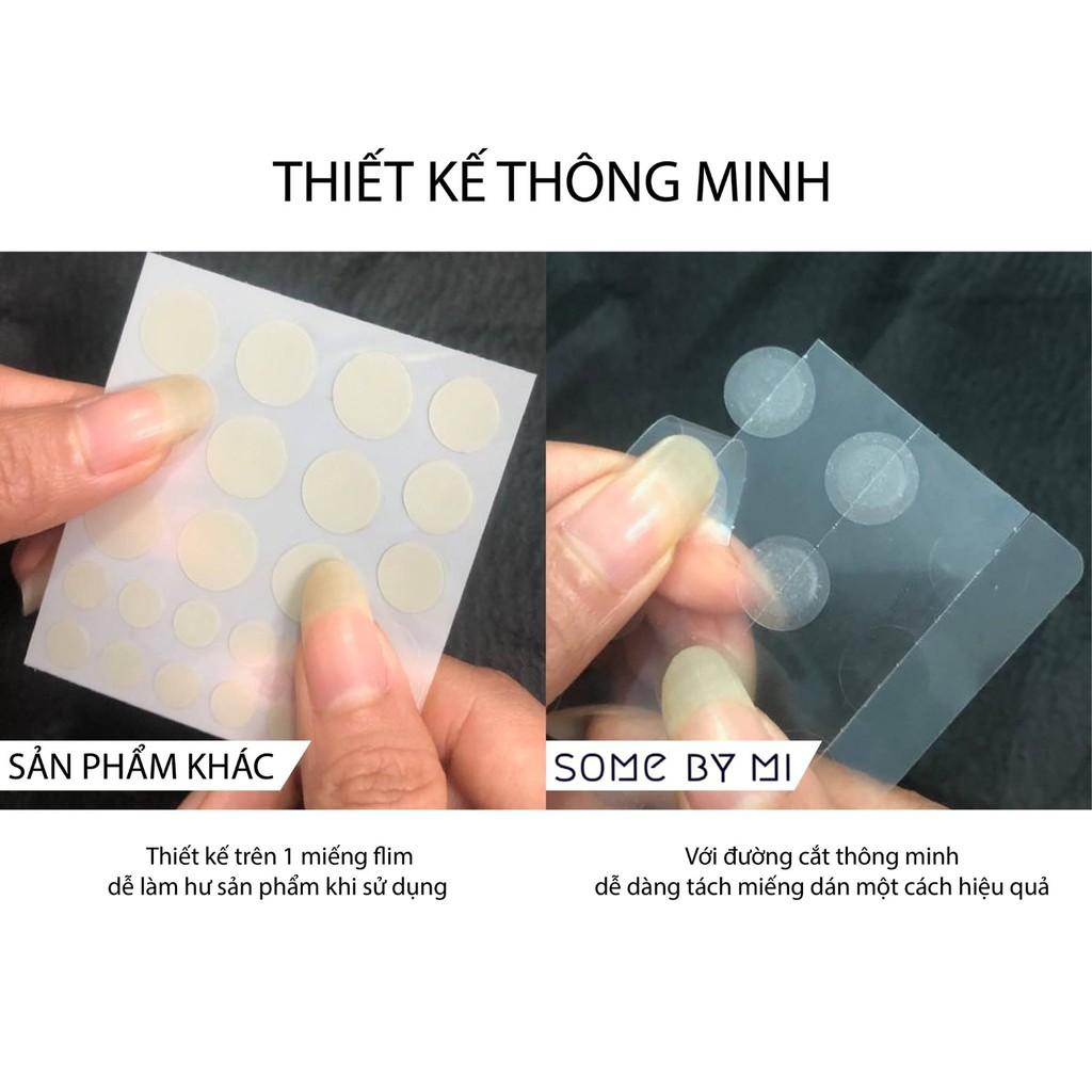 Miếng Dán Hút Mụn Some By Mi Clear Spot Patch (18 Miếng)